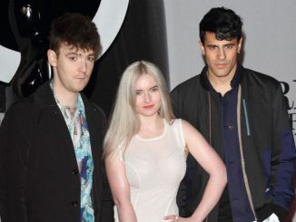 Clean Bandit - BRIT Awards 2014 - Arrivals