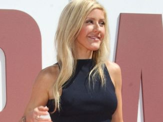 Ellie Goulding Opens British Designer's Collective at Bicester Village in Oxford on May 21, 2014