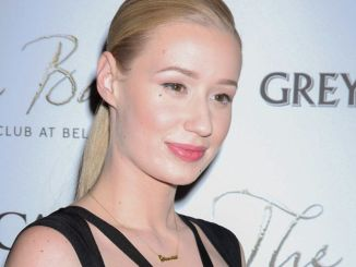 Iggy Azalea Arrives for a Concert at The Bank in Las Vegas thumb