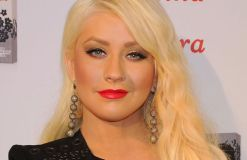 Christina Aguilera: Baby total entspannt!