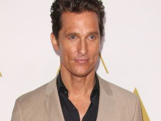 Matthew McConaughey - 86th Annual Oscars Nominee Luncheon