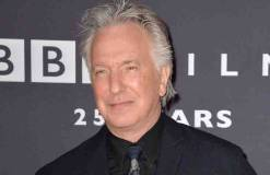 "Alan Rickman: Ein Dieb am ""Harry Potter""-Set"