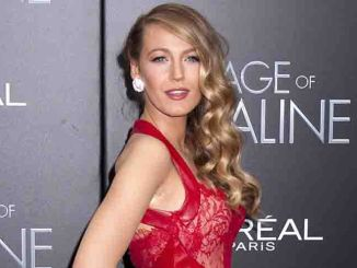 """Blake Lively - """"The Age of Adaline"""" New York City Premiere"""