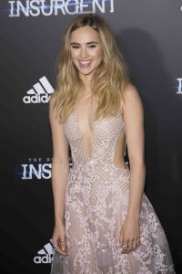 "Suki Waterhouse - ""The Divergent Series: Insurgent"" New York City Premiere"