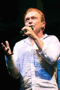 David Cassidy in Concert FN Platform Opening Night