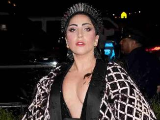 """Lady Gaga - """"China: Through The Looking Glass"""" Costume Institute Benefit Gala"""