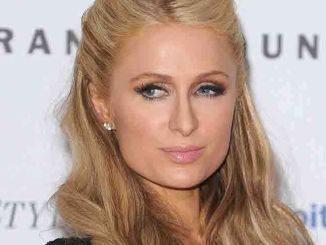 Paris Hilton - FiFi UK Fragrance Awards 2015
