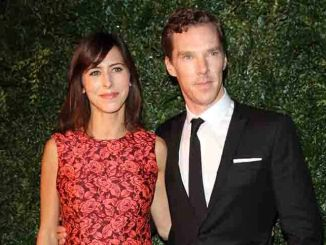 "Sophie Hunter und Benedict Cumberbatch bei den 60. ""Evening Standard Theatre Awards"""