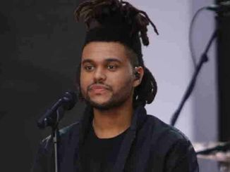 "The Weeknd in Concert on NBC's ""The Today Show"" at Rockefeller Plaza"