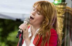 "Mercury Prize 2015: ""Florence and the Machine"" nominiert"
