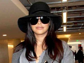 Naya Rivera am 07. Mai 2015 im LAX