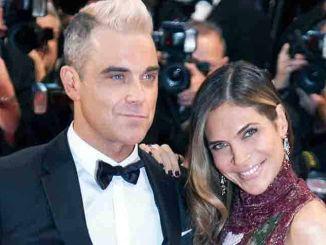 Robbie Williams und Ayda Field bei den 68. Filmfestspielen von Cannes