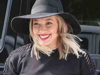 Hilary Duff macht Beziehung öffentlich - Promi Klatsch und Tratsch
