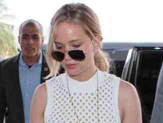 Jennifer Lawrence zu sexy in Sexszene? - Promi Klatsch und Tratsch