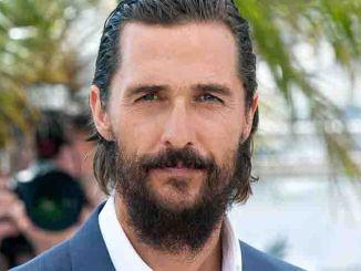 Matthew McConaughey - 68th Annual Cannes Film Festival