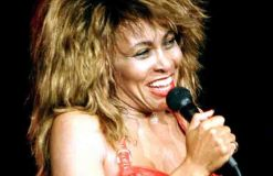 Tina Turner hat Ike vergeben