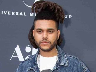 "The Weeknd - ""Amy"" Los Angeles Premiere"