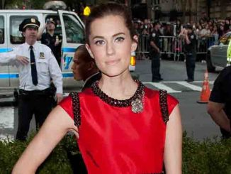 """Allison Williams - """"China: Through The Looking Glass"""" Costume Institute Benefit Gala"""