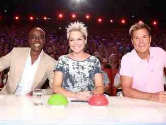 """""""Das Supertalent 2015"""": Inka Bause sitzt gern zwischen den Männern - TV News"""