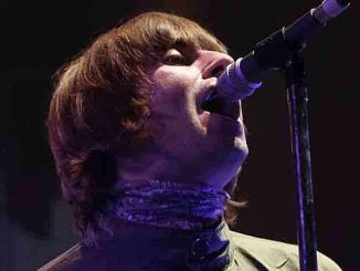 Liam Gallagher - Beady Eye in Concert at The Troxy in London - March 10, 2011