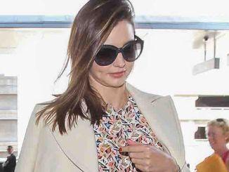 Miranda Kerr begeistert Audrey Hepburns Eleganz - Promi Klatsch und Tratsch