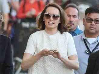 Daisy Ridley wird (noch) nicht erkannt - Promi Klatsch und Tratsch