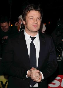Jamie Oliver - The Sun Military Awards 2012