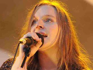 Judith Holofernes - Wir Sind Helden - Konzert am 05.09.2011 in Hamburg, Stadtpark
