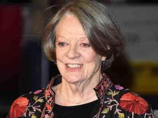 Maggie Smith - 59th Annual BFI London Film Festival