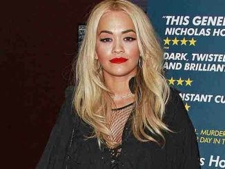 "Rita Ora - ""Kill Your Friends"" UK VIP Film Screening - Arrivals"