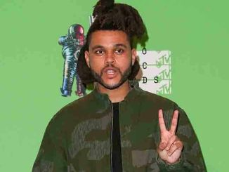 The Weeknd - 2015 MTV Video Music Awards