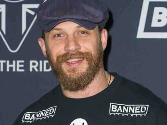 Tom Hardy - Triumph Motorcycles Global 2016 Bonneville VIP Launch Party