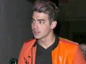 Joe Jonas - Celebrity Sightings at the Elton John Concert at the Wiltern Theatre in Los Angeles