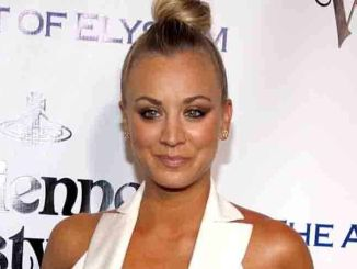 Kaley Cuoco - Art Of Elysium's 9th Annual Heaven Gala