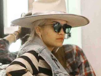 Rita Ora verheimlicht Therapiesitzungen nicht - Promi Klatsch und Tratsch