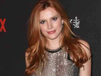 Bella Thorne - 2016 Weinstein Company and Netflix Golden Globes After Party
