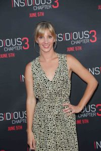 """Heather Morris - """"Insidious: Chapter 3"""" Los Angeles Premiere"""