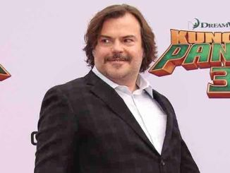 "Jack Black - ""Kung Fu Panda 3"" World Premiere"