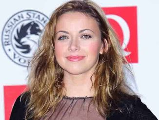 Charlotte Church - Q Awards 2010