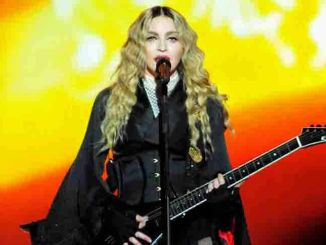 "Madonna ""Rebel Heart"" World Tour Concert at Manchester Arena - December 14, 2015"