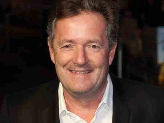 "Piers Morgan - ""Eddie the Eagle"" European Premiere"