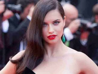 Adriana Lima - 68th Annual Cannes Film Festival