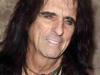 Alice Cooper - Classic Rock Roll of Honour Awards 2015