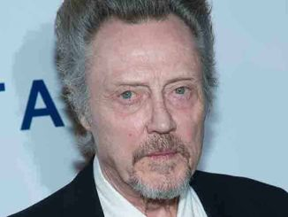 Christopher Walken - Friars Foundation Gala