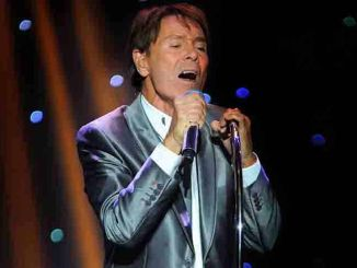 Cliff Richard in Concert at the Liverpool Philharmonic Hall - October 3, 2015