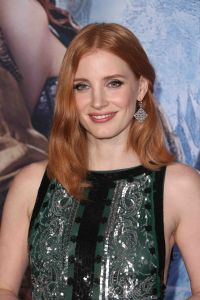 "Jessica Chastain - ""The Huntsman: Winter's War"" Los Angeles Premiere"