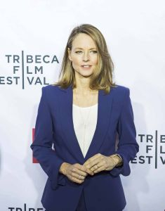 """Jodie Foster - 2016 Tribeca Film Festival - 40th Anniversary Celebration of """"Taxi Driver"""""""