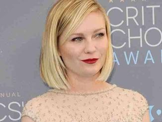Kirsten Dunst - The 21st Annual Critics' Choice Awards