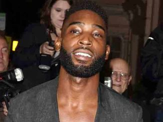 Tinie Tempah - Harper's Bazaar Women of the Year Awards 2015
