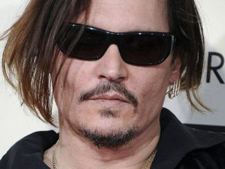 Johnny Depp - The 58th GRAMMY Awards